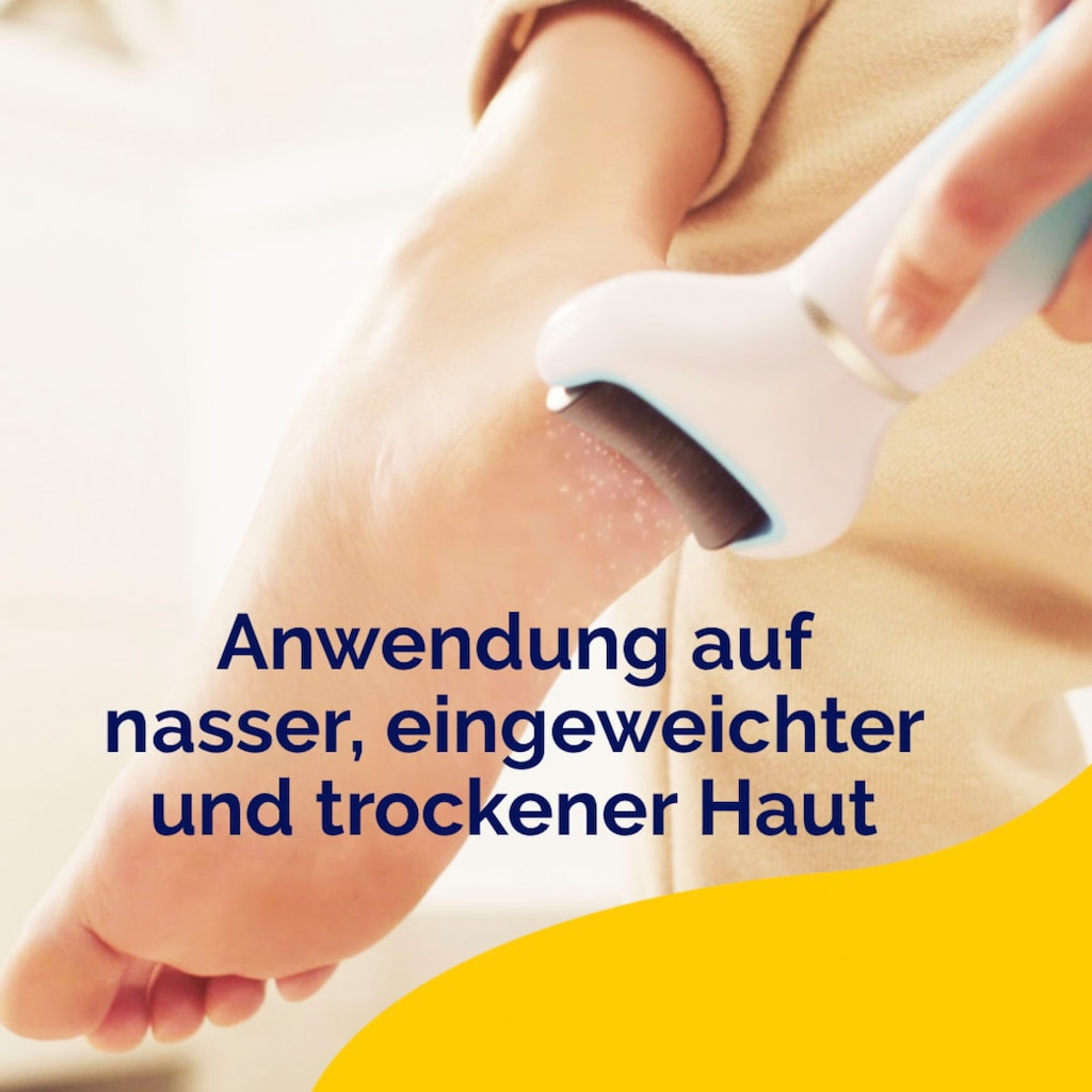Scholl Hornhautentferner Ersatzrolle »Scholl Velvet Smooth Ersatzrollen Stark mit Meeresmineralien«