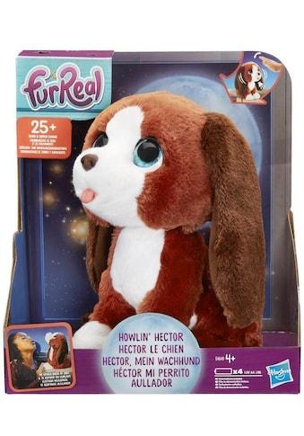 Hasbro Kuscheltier »furReal Hector, mein Wachhund« kaufen