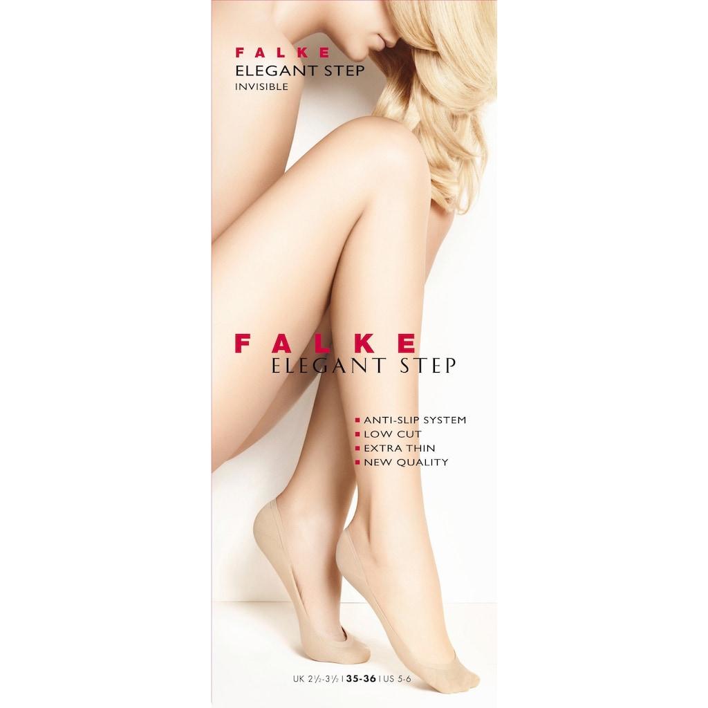 FALKE Füßlinge »Elegant Step«, (1 Paar), rutschfest durch Anti-Slip System