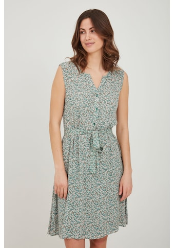 fransa Sommerkleid »Fransa Sommerkleid mit Details«, Sommerkleid kaufen