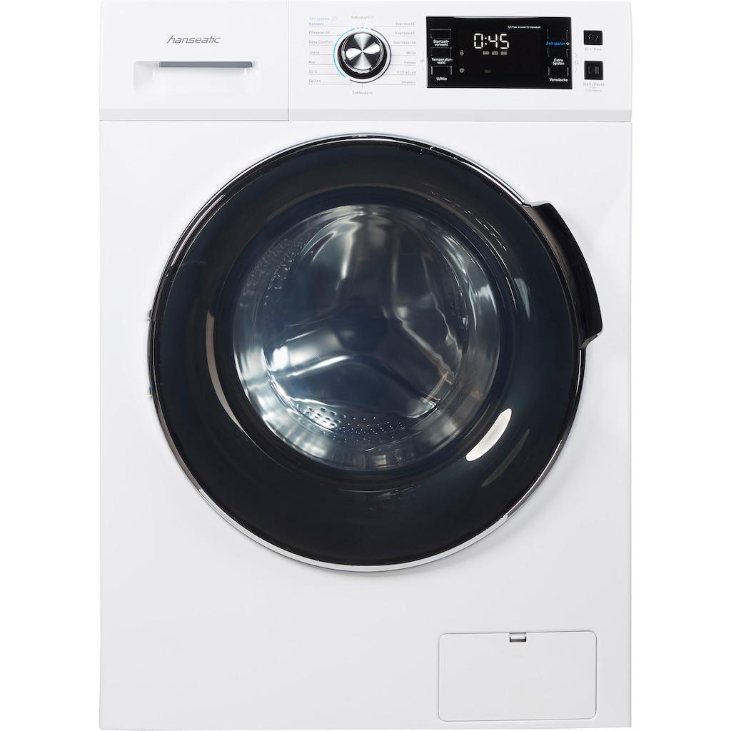 Hanseatic Waschmaschine »HWMB714B«, HWMB714B