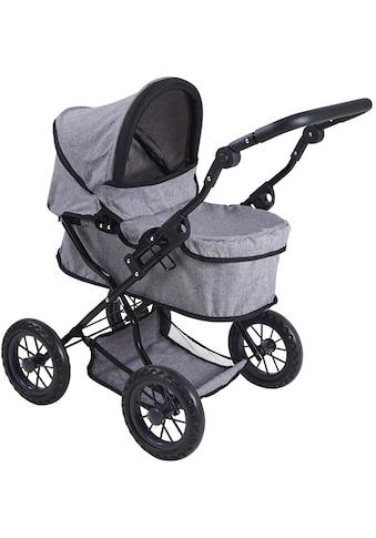 Knorrtoys® Puppenwagen »First - stone« kaufen