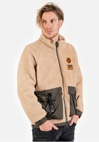 Svalbard Islands Fleecejacke »Bjorn«, aus weichem Teddyfleece kaufen