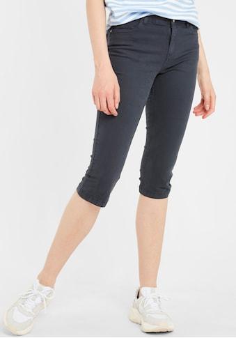 b.young Stoffhose »BYLOLA BYLIKKE CAPRI«, knielange Stoffhose im 5-Pocket-Stil kaufen
