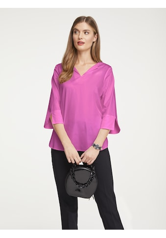 Bluse kragenlose Form kaufen