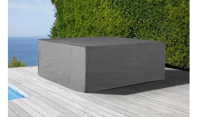 KONIFERA Gartenmöbel-Schutzhülle »Amsterdam«, für Loungeset, (L/B/H): ca. 173x205x75 cm kaufen