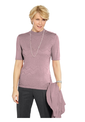 Classic Kurzarmpullover »Pullover« kaufen