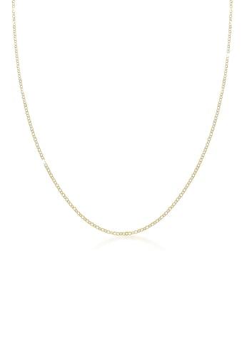 Elli Collierkettchen »Basic Erbskette Klassisch 375er Gelbgold (9 Karat)« kaufen