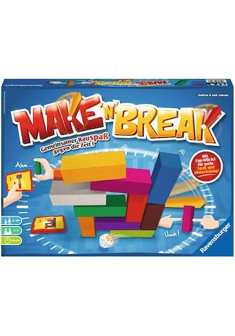 Ravensburger Spiel »Make 'n' Break«, Made in Europe, FSC® - schützt Wald - weltweit kaufen