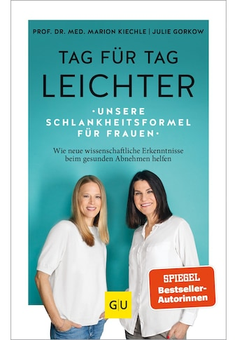 Buch »Tag für Tag leichter / Marion Kiechle, Julie Gorkow« kaufen