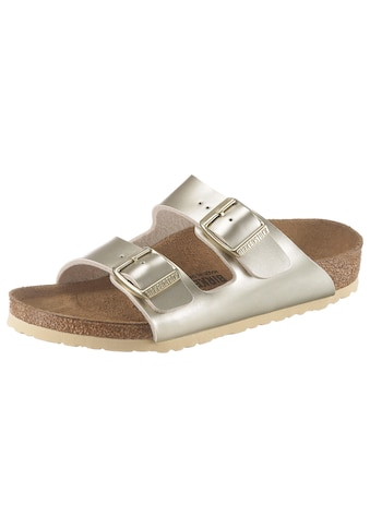 Birkenstock Pantolette »Arizona Electric metallic« kaufen