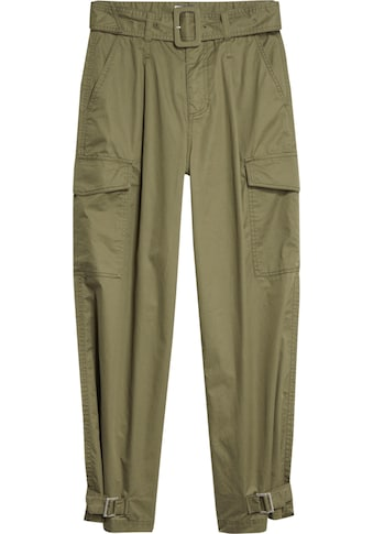 TOMMY JEANS Cargohose »TJW HIGH RISE BELTED PANT« kaufen