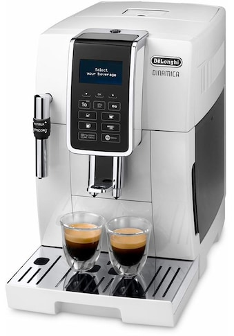 De'Longhi Kaffeevollautomat »Dinamica ECAM 350.35.W«, großer 1.8l Wassertank kaufen