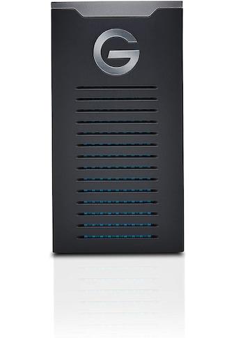 G-Technology externe SSD »robuste, zuverlässige Speicherlösung«, G-DRIVE mobile R-Series SSD kaufen