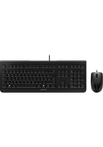 Cherry Tastatur- und Maus-Set »DC 2000« kaufen