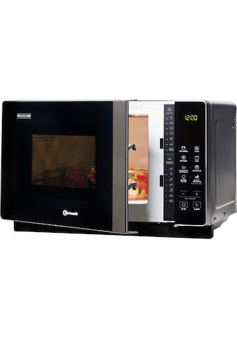 BAUKNECHT Mikrowelle »MF 206 SB«, Grill-Mikrowelle, 800 W kaufen