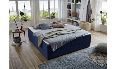 ATLANTIC home collection Boxbett »Lucy«, ohne Kopfteil, frei im Raum stellbar, mit Bettkasten kaufen