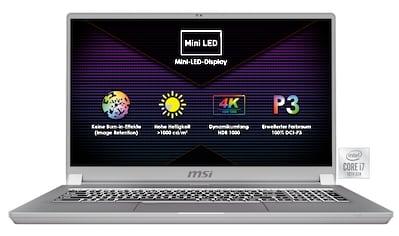 "MSI Creator 17 A10SFS - 269 »43,9 cm (17,3"") Intel Core i7, 1 TB, 32 GB« kaufen"