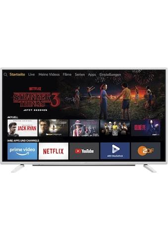 Grundig 32 GFW 6060 LED - Fernseher (80 cm / (32 Zoll), Full HD, Smart - TV kaufen