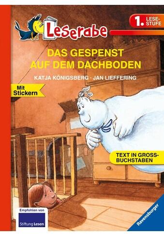 Buch »DAS GESPENST AUF DEM DACHBODEN / Katja Königsberg, Jan Lieffering« kaufen