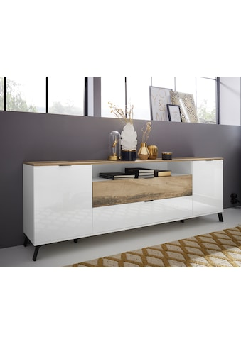 KITALY Sideboard »CASANOVA«, Breite ca. 220 cm kaufen