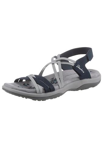 Skechers Sandale »REGGAE SLIM TAKES TWO«, in veganer Verarbeitung kaufen