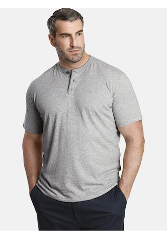 Charles Colby T-Shirt »EARL FINLEY«, mit strukturiertem Muster kaufen
