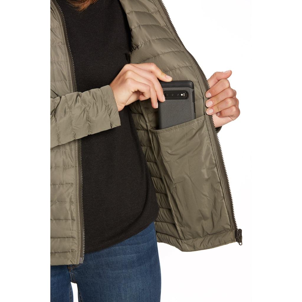 Jeff Green 3-in-1-Funktionsparka »Cora«, inkl. Daunenjacke