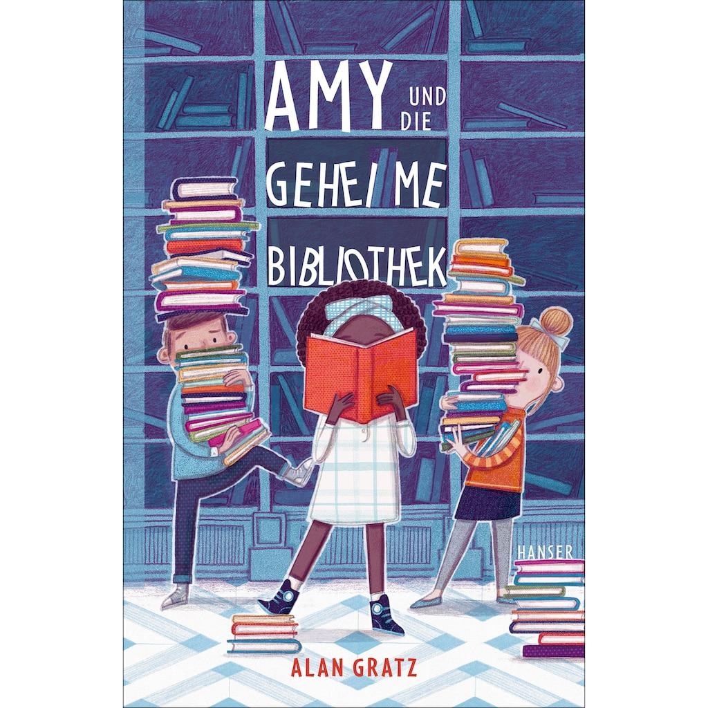 Buch »Amy und die geheime Bibliothek / Alan Gratz, Meritxell Janina Piel«