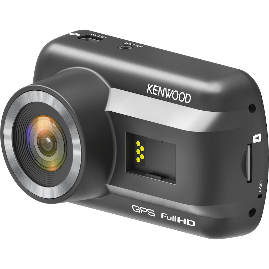 Kenwood Dashcam »DRV-A201«, Full HD