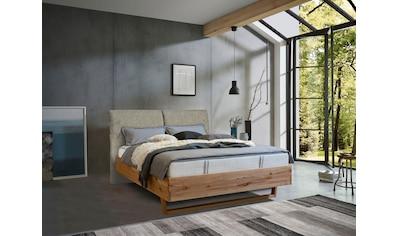 ADA premium Massivholzbett »Nolana«, wahlweise mit Matratze und Lattenrost kaufen