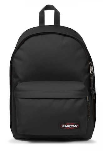 Eastpak Laptoprucksack »OUT OF OFFICE, Black«, enthält recyceltes Material (Global... kaufen