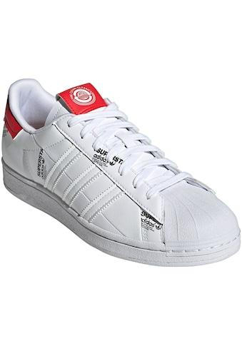 adidas Originals Sneaker »SUPERSTAR PRIMEGREEN ORIGINALS MENS« kaufen