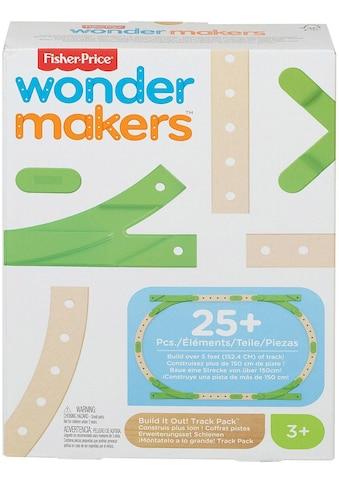 Fisher-Price® Gleise-Set »Wunder Werker Erweiterungsset Schienen« kaufen