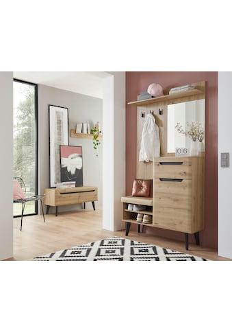my home Garderoben-Set »Torge«, (Set, 3 St.), im schönen Scandi Look kaufen