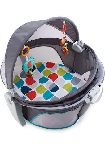 Fisher-Price® Babywippe »Reise-Babykorb«, bis 9 kg kaufen