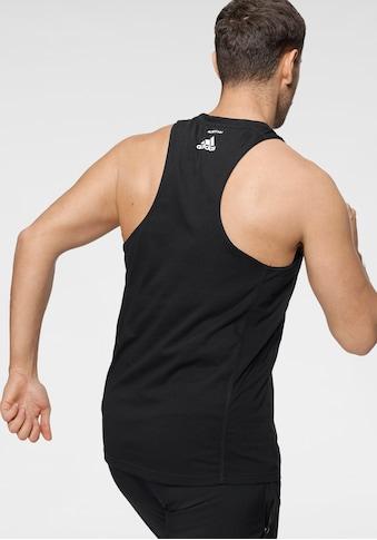 adidas Performance Trainingstop »RUN LOGO TANK M« kaufen