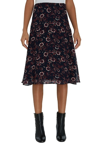 TOMMY HILFIGER A - Linien - Rock »AMIA KNEE LENGTH SKIRT« kaufen