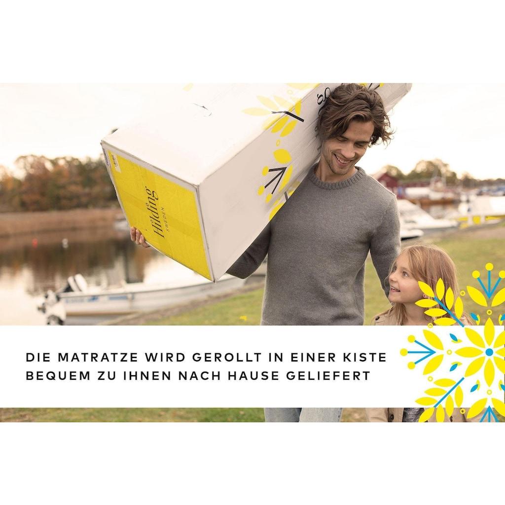 Hilding Sweden EXKLUSIV Komfortschaummatratze »Lasse«, (1 St.), 5* bei über 2000 positiven Kundenbewertungen!