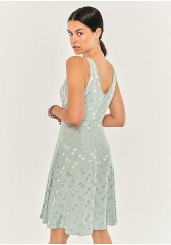 Apricot A - Linien - Kleid »Jacquard Spot Dress« kaufen