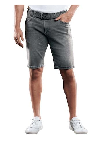Engbers High Stretch Denim Shorts mit modernen Wascheffekten kaufen
