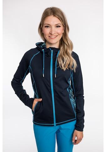 DEPROC Active Kapuzensweatshirt »SWEAT GILFORD WOMEN«, mit Kontrastdetails kaufen