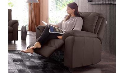 CALIA ITALIA Relaxsessel »CS_Mark«, mit manueller Einstellung kaufen