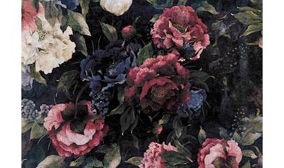 Consalnet Papiertapete »Bunter Blumen Mix«, floral kaufen
