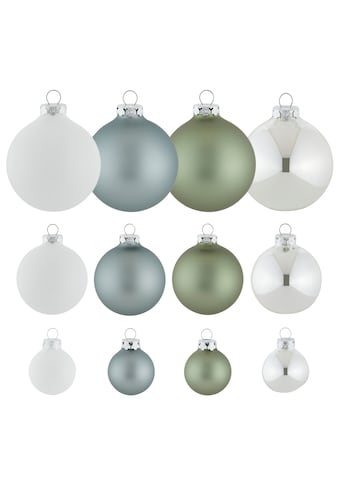 "Thüringer Glasdesign Weihnachtsbaumkugel ""Christmas Hygge"" kaufen"