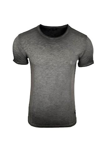 Rusty Neal T-Shirt mit Rundhals-Ausschnitt kaufen