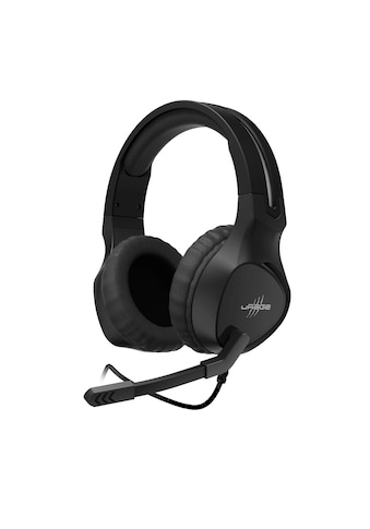 uRage Gaming Gamer Headset mit Mikrofon, langes Kabel, Klinke kaufen