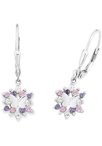 Prinzessin Lillifee Paar Ohrhänger »Schmetterling, 9245703« kaufen