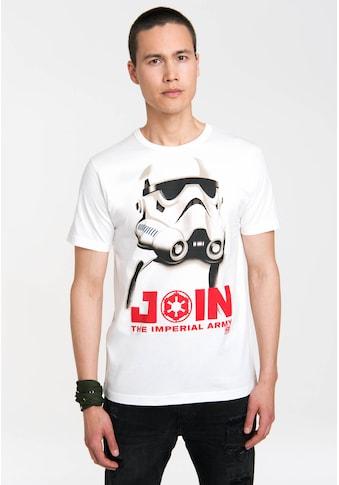 LOGOSHIRT T-Shirt mit großem Star Wars-Print kaufen