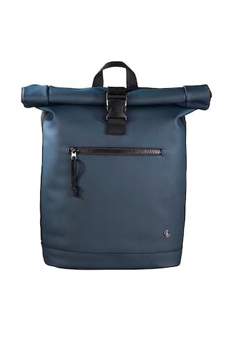 Hama Notebook-Rucksack »Rolltop Laptoptasche Merida«, bis 40cm (15,6 Zoll) kaufen
